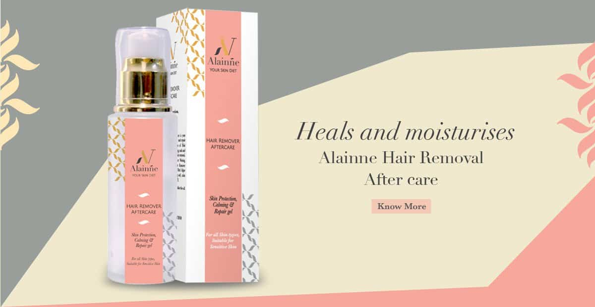 hair remover, hair remover after care,