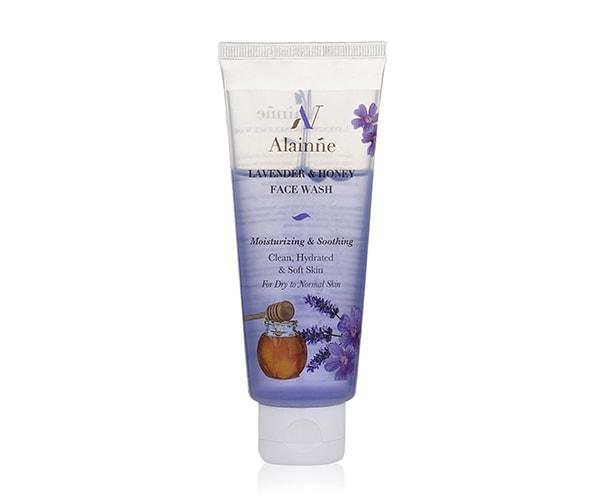 Lavender Honey Face Wash