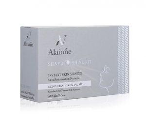 Silver facial kit price