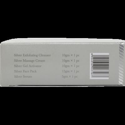 silver facial kit for oily skin