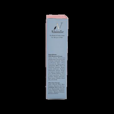 Rose hair removal cream