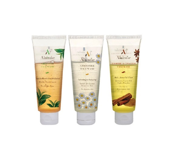 facewash combo pack of – 3
