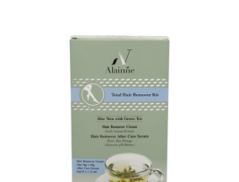 green tea hair removal cream